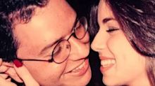 """Ana Furtado e Boninho festejam 21 anos de casamento: """"Meu big love"""""""