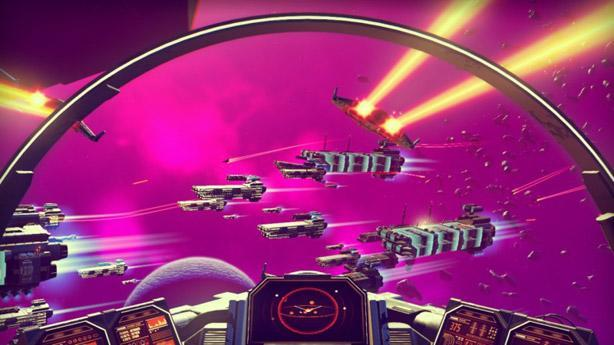No Man's Sky coming to PC after PS4 launch