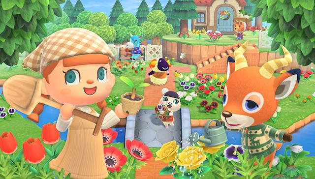 'Animal Crossing: New Horizons' has more customization options than ever