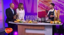 The Morning Show's Bastille Day cooking