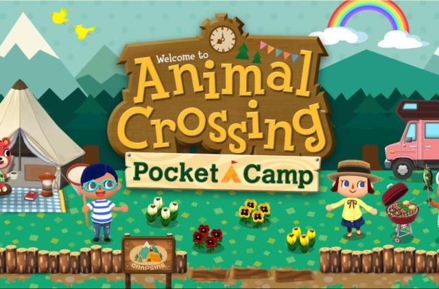 'Animal Crossing: Pocket Camp' is now available, a day early