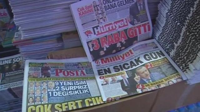 Residents fed up with Erdogan