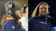 Chase Winovich reacts to Steve Belichick gracing 'Nantucket Magazine' cover