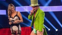 """Fernanda Lima lamenta violência com Borat, de 'Amor e Sexo': """"Situação absurda"""""""