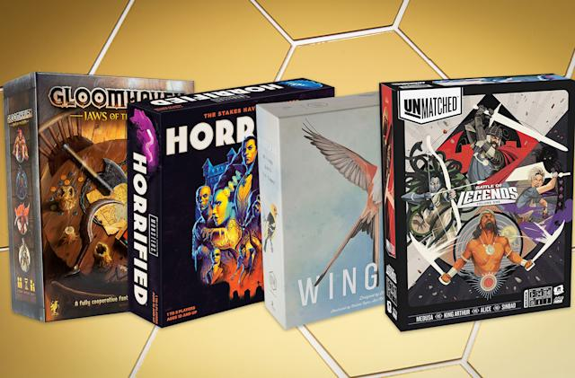 The best board games to gift this holiday season