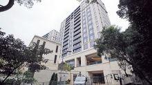Mount Nicholson租50萬 呎租117