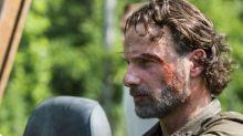 Walking Dead star reacts to tragic mid-season twist