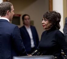 """Rep. Waters on Libra: """"I think that there is a lot of work that needs to be done"""""""