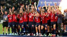 Foot - TDC - Lille - «C'est un peu le titre de Christophe Galtier», souligne Jocelyn Gourvennec après le succès de Lille contre le PSG