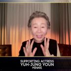 Bafta Film Awards 2021: Viewers delight as Minari star Yuh-Jung Youn calls British people 'snobbish'