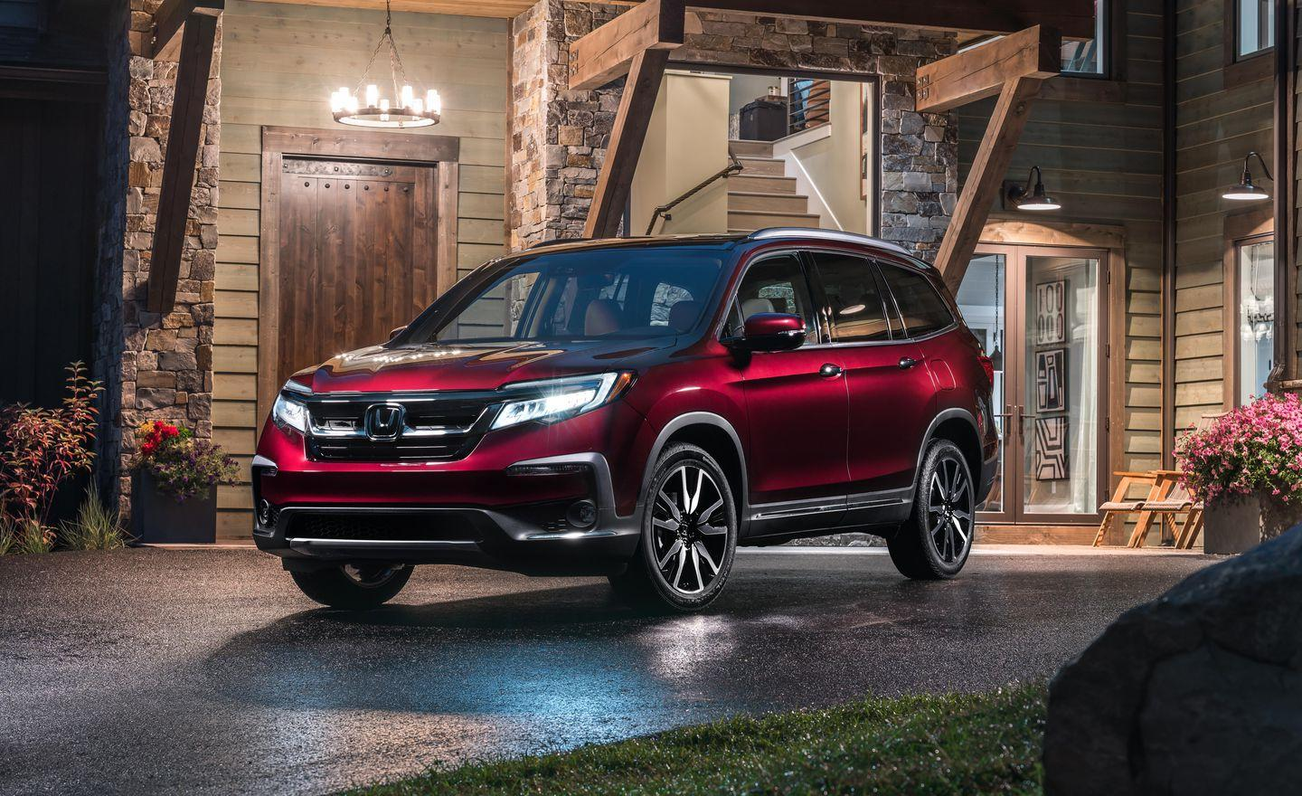 The 2019 Honda Pilot Is the Vehicle of Choice for HGTV's