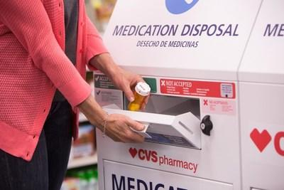 CVS Health Expands Safe Medication Disposal Program in Ohio to Help Combat Prescription Drug Diversion and Misuse