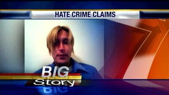 Woman maintains validity of anti-gay attack