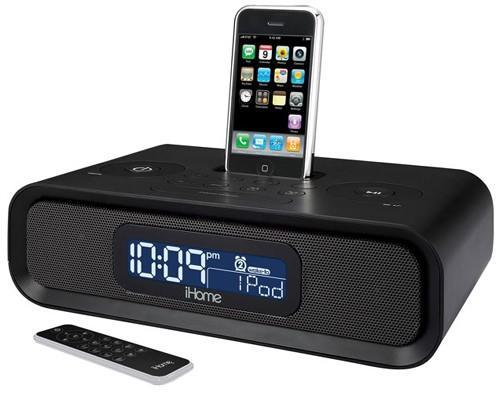 iHome iP99 claims to be first iPhone-friendly clock radio, isn't