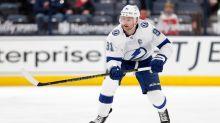 Lightning's Steven Stamkos placed on injured reserve