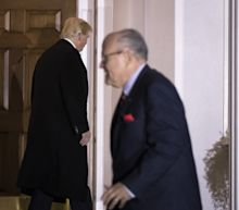Giuliani Is a Sideshow. Trump's Abuse of Power Is the Main Event.