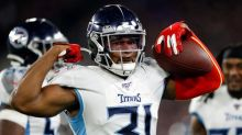 Titans safety steps up, aids in son's surprise home delivery