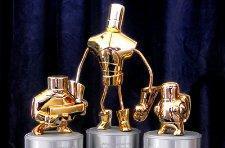 Alien Hominid HD trophies awarded