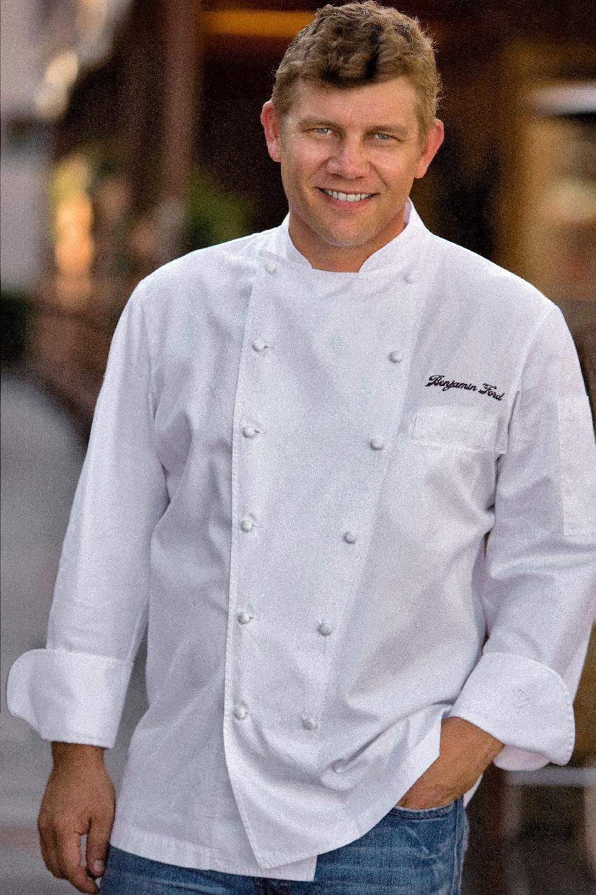 Ben Ford wants a return to the routines of cooking