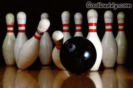 Wii Sports player faces 91 pins