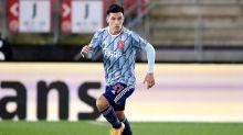 El defensor argentino Lisandro Martínez está en la mira del Valencia y del Milan