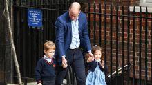 Warum Prinz George immer Shorts trägt
