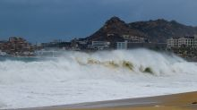 La tormenta tropical Karina se forma al suroeste de Baja California en México