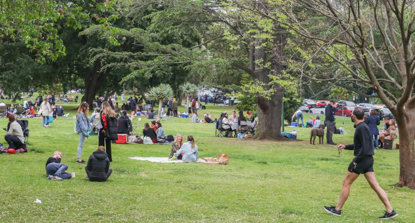 Covid Victoria: Melbourne's major test as zero cases reported