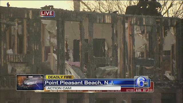 Autopsies due in Point Pleasant Beach motel fire that killed 4