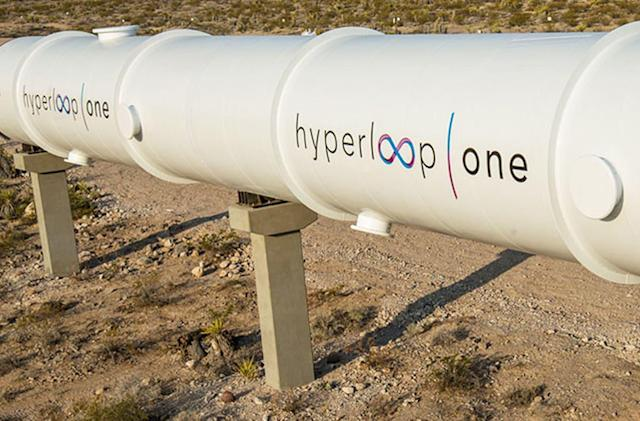 Elon Musk says he has approval to build NYC-to-DC Hyperloop