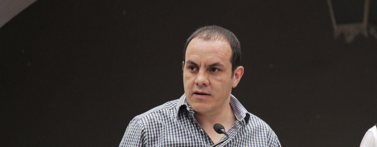 No hubo contrato y no he recibido dinero, dice Cuauhtémoc Blanco; asegura que no renunciará