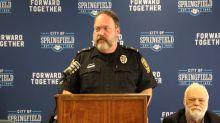 Officer responding to shooting runs over man bleeding in the street, Ohio police say