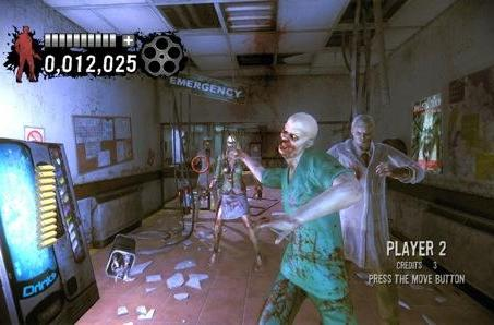 The House of the Dead: Overkill Extended Cut brings 3D cussin' to PS3