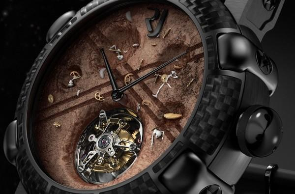 Romain Jerome's watch reveals The Truth About Roswell