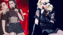 Maraisa diz que Madonna sentou no colo de Maiara