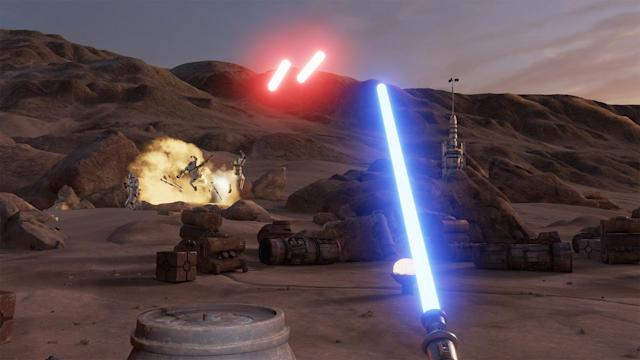 'Star Wars' VR experiment comes to HTC Vive on July 18th