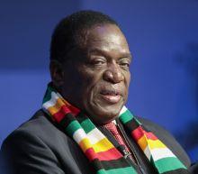 Zimbabwe Says Tweet About Palace Coup Talk Was Fake