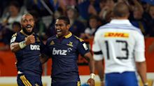 Rugby union: Nine-try Highlanders thump Stormers