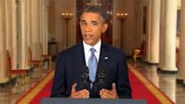 Obama blends threat of attack, hope of diplomacy
