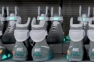 Nike teases Back to the Future shoes, creepily leaks the contents of Marty McFly's closet (video)