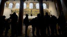 Restauración de iglesia alienta espíritu navideño en Belén