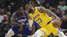 LeBron James 'not feeling it right now' physically after leading Lakers to win with near triple-double