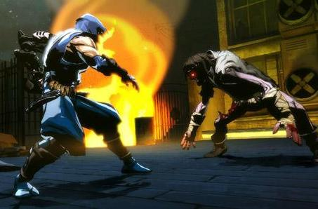Report: Team Ninja working on PlayStation 4 game after Yaiba