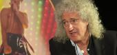 Brian May talks Mercury's bravery, LGBTQ politics