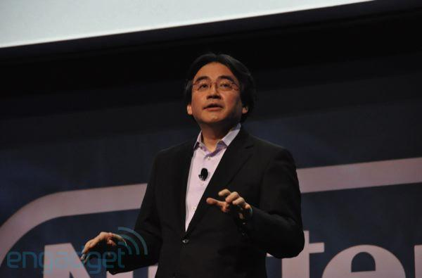 Nintendo's Iwata says being first in next-gen race is 'not important at all,' pricing is