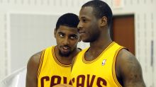 Dion Waiters is cool with a reunion, so long as Kyrie Irving knows he's the alpha