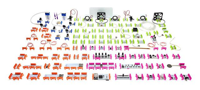 littleBits is opening its first retail location in NYC this month