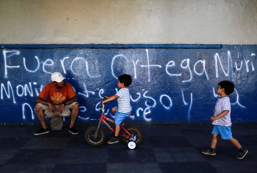 Protests against President Daniel Ortega have become a staple of every-day life in Nicaragua, particularly in the city of Masaya