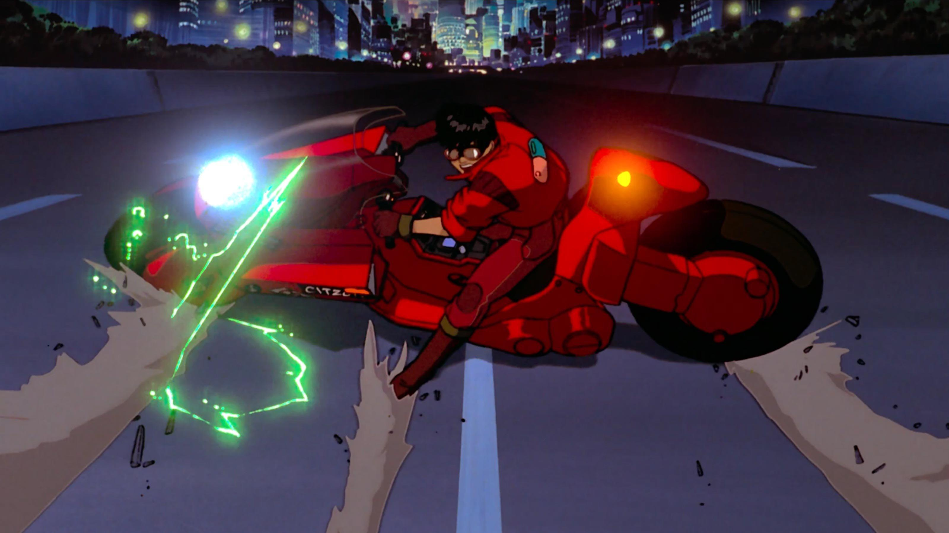 New Akira anime 'project' in the works from creator