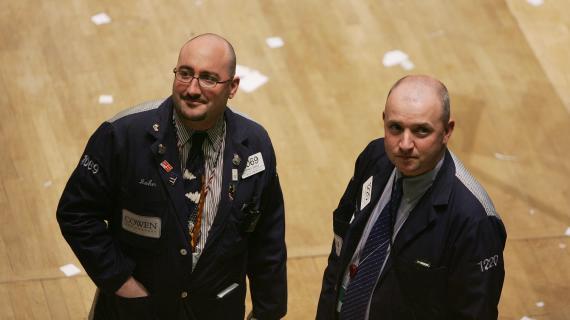 Stocks set fresh records, Dow closes above 35K